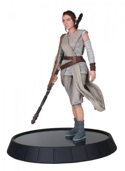 Star Wars - Rey Statue / Star Wars Movie Milestones: Diamond Select