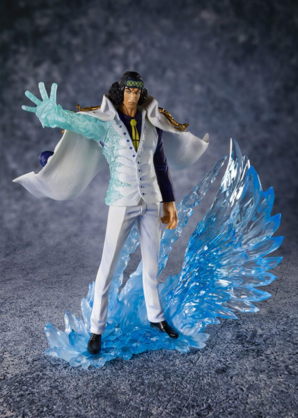 One Piece - Aokiji Figur / FiguartsZERO - The Three Admirals: Tamashii Nations