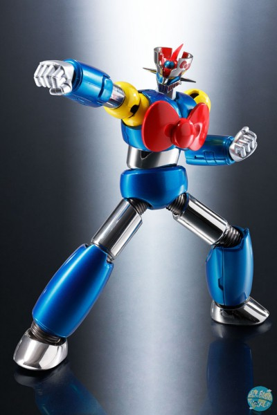 Maziner Z - Mazinger Z Actionfigur - Chogokin Diecast / Hello Kitty Color: Bandai