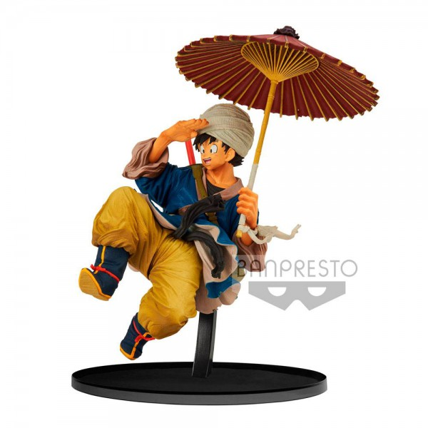 Dragon Ball Z - Son Goku Figur / BWFC - Normals Color Version: Banpresto