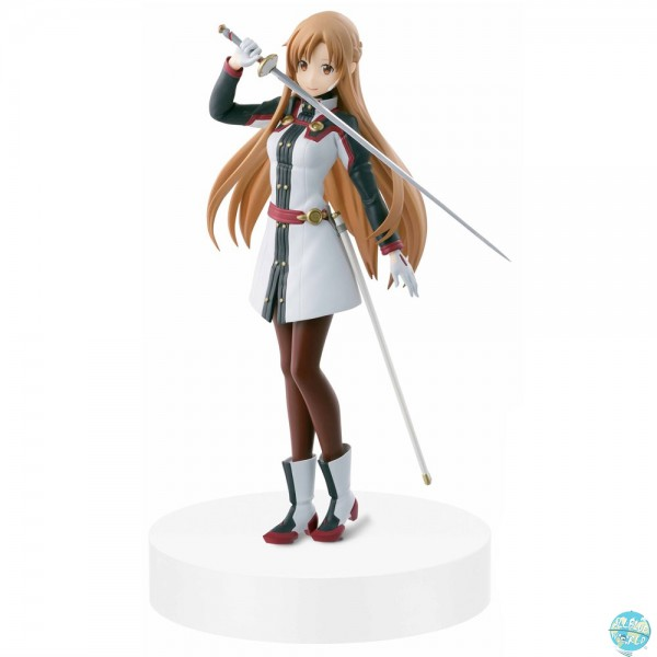 Sword Art Online - Ordinal Scale - Asuna Figur - DXF: Banpresto