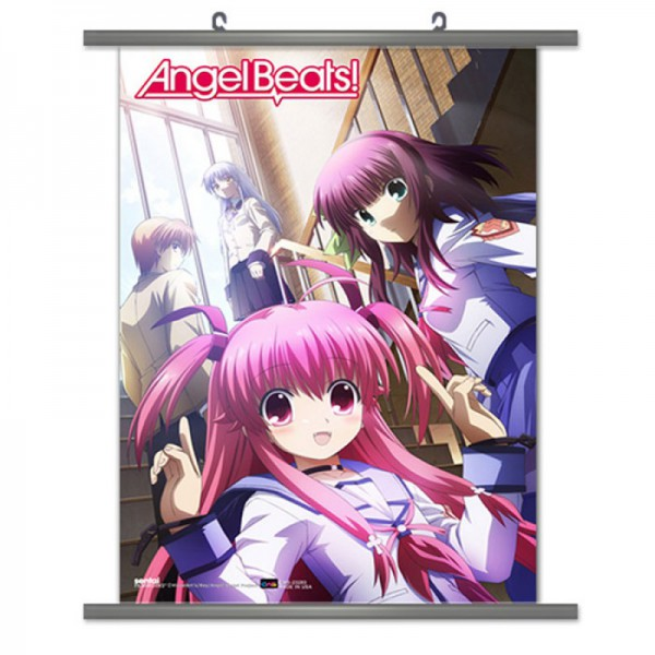 Angel Beats! - Wallscroll / Motiv 1: CWD