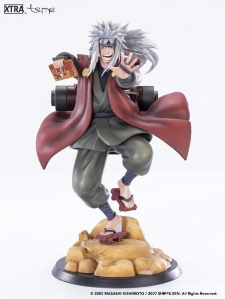 Naruto Shippuuden - Jiraiya Figur / Xtra: Tsume