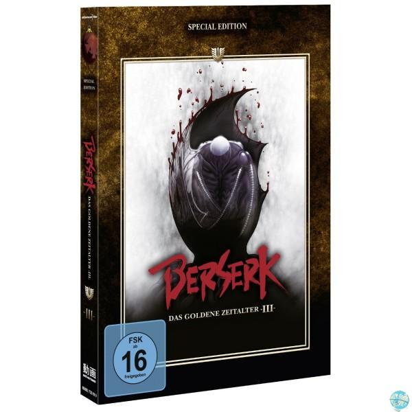 Berserk – Das goldene Zeitalter III SE DVD: Universum Film GmbH