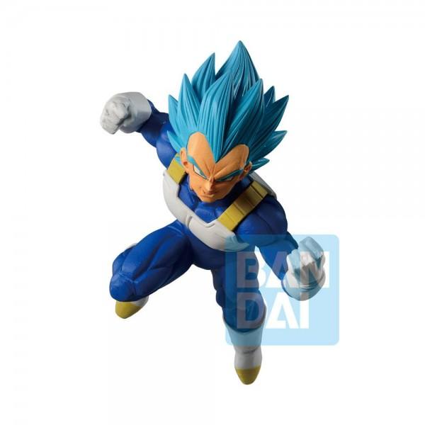 Dragon Ball Z - Dokkan Battle - SSGSS Vegeta Figur / Ichibansho: Bandai