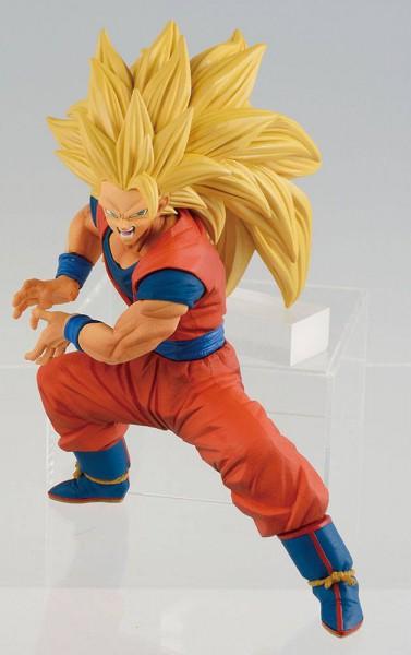 Dragon Ball Super - SSJ 3 Son Goku Figur / FES: Banpresto