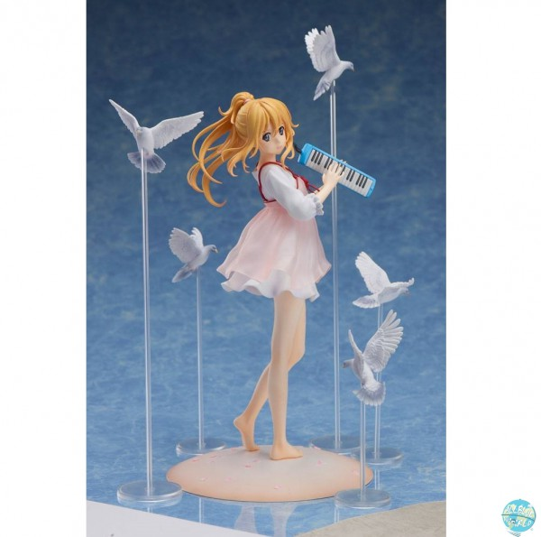 Your Lie in April - Kaori Miyazono Statue / Casual Dress Version: Aniplex