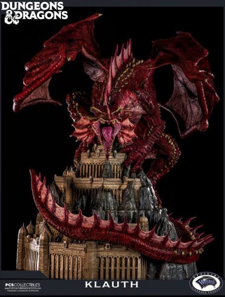 Dungeons & Dragons - Klauth Statue: Pop Culture Shock