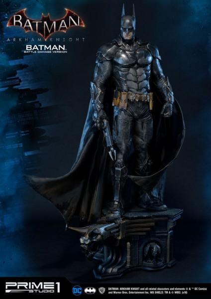 Batman Arkham Knight - Batman Statue / Battle Damage Version: Prime 1 Studio