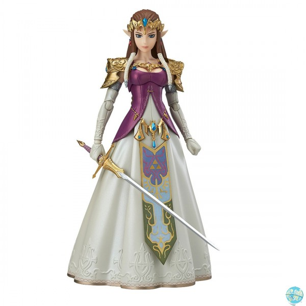 The Legend of Zelda Twilight Princess - Zelda Actionfigur - Figma: Max Factory