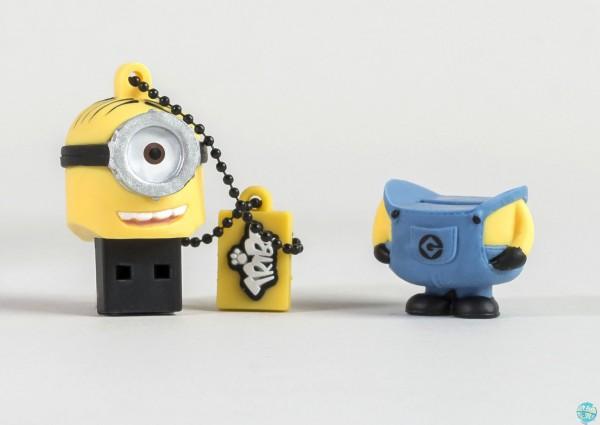 Ich - Einfach Unverbesserlich Tribe Minion Stuart 8 GB USB Stick
