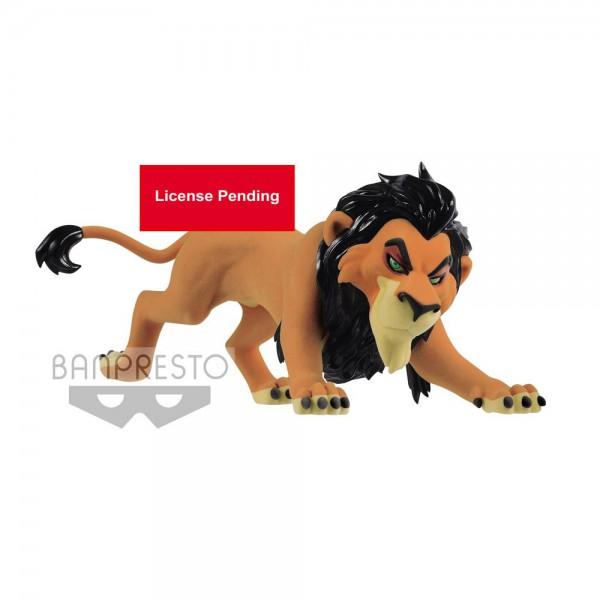 Disney - Scar Figur - Set: Banpresto