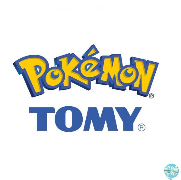Pokemon - Flamara Plüschfigur: Tomy