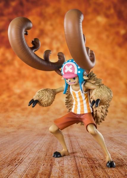 One Piece - Chopper Figur / FiguartsZERO -Horn Point: Tamashii Nations