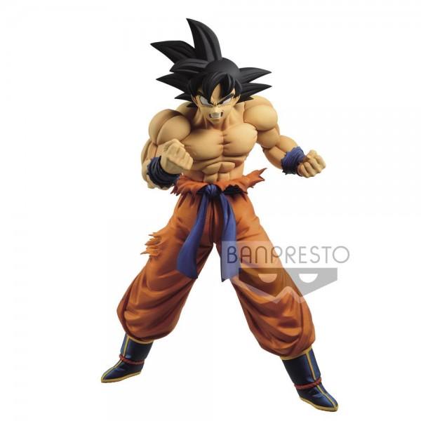 Dragon Ball Super - Son Goku Figur / Maximatic III: Banpresto