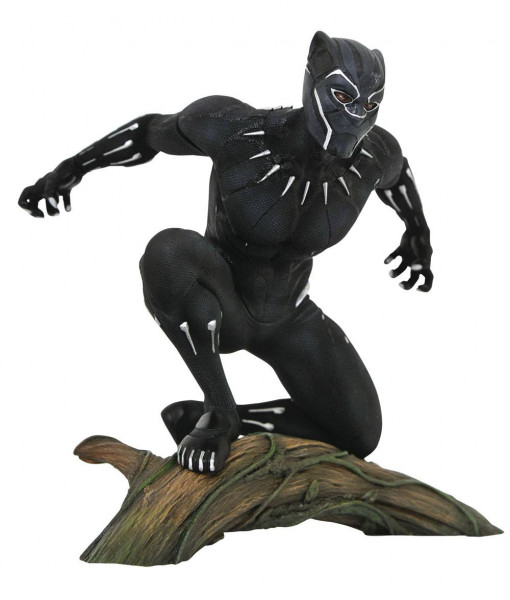 Marvel - Black Panther Statue: Gentle Giant