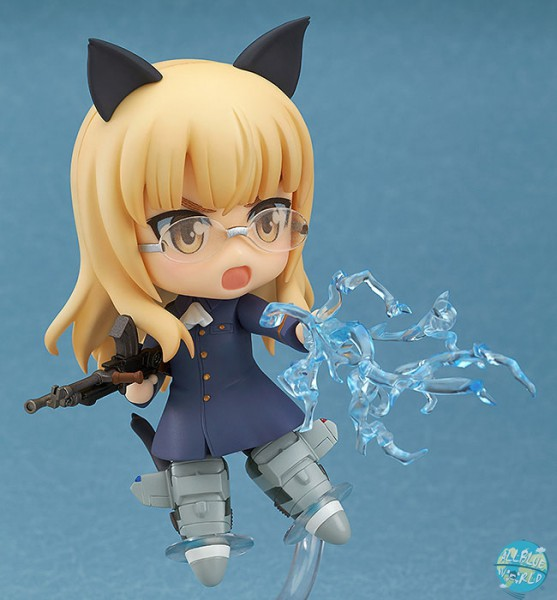 Strike Witches 2 - Perrine Clostermann Actionfigur - Nendoroid: PHAT!