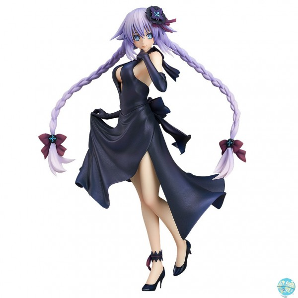Hyperdimension Neptunia - Purple Heart Statue - Dress Version: Wing