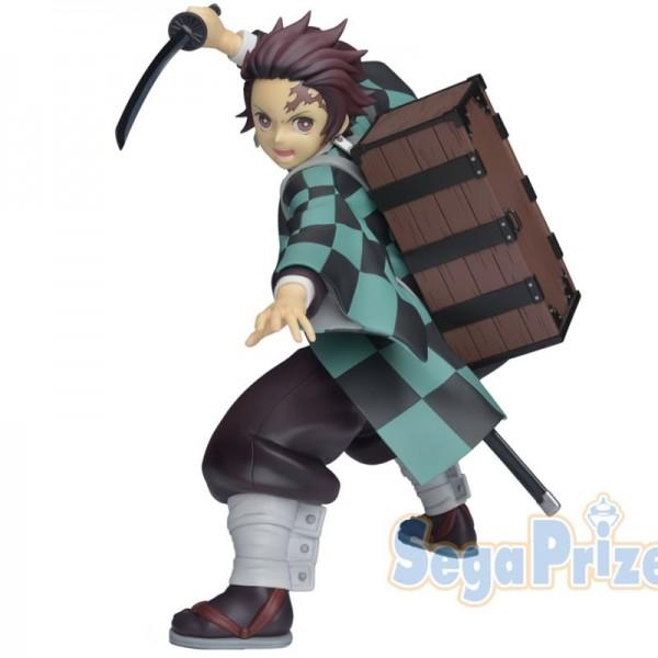 Demon Slayer Kimetsu no Yaiba - Tanjiro Kamado Figur: Sega