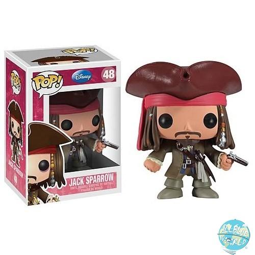 Fluch der Karibik - Jack Sparrow Figur - POP!: Funko