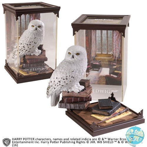Harry Potter - Hedwig Statue - Magical Creatures : Noble Collection