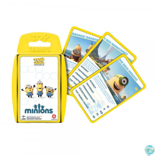 Minions Kartenspiel Top Trumps - Deutsche Version: Winning Moves