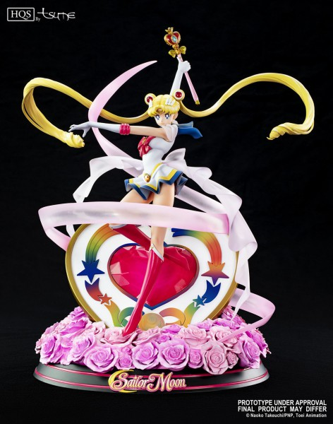 Sailor Moon - Sailor Moon HQS: Tsume