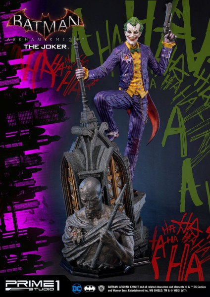 Batman Arkham Knight - The Joker Statue: Prime 1 Studio