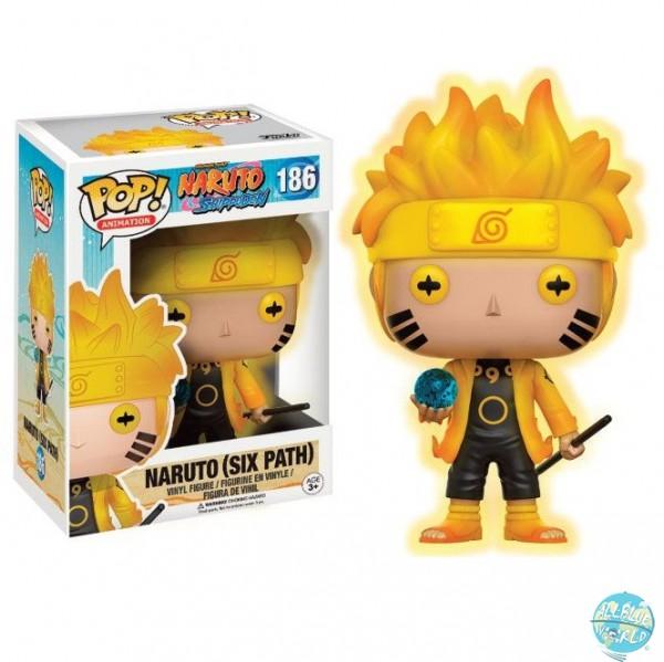 Naruto Shippuden - Naruto (Six Path) Figur - POP: Funko