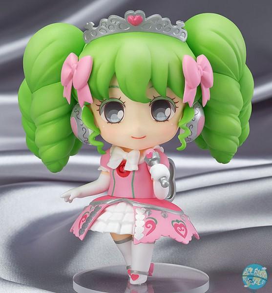 PriPara - Falulu Co-de Minifigur - Nendoroid / Marionette Mu Cyalume: Good Smile Company
