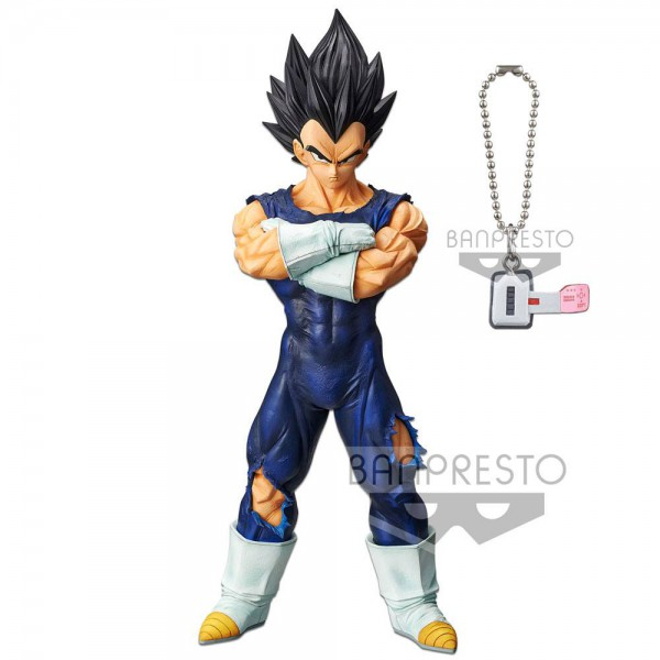 Dragon Ball Z - Vegeta Figur / Grandista: Banpresto