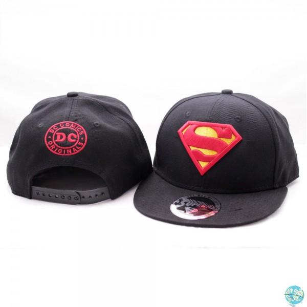 Superman - Baseball Cap - Classic Logo: CODI
