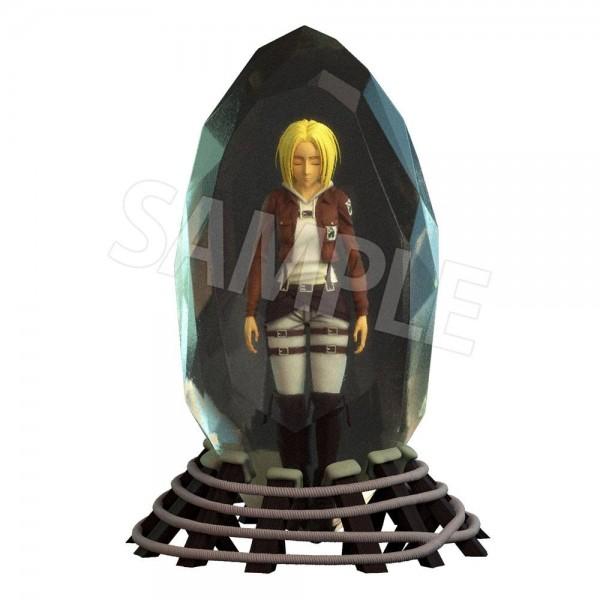 Attack on Titan - Annie Leonhart 3D Crystal Statue: Fots Japan