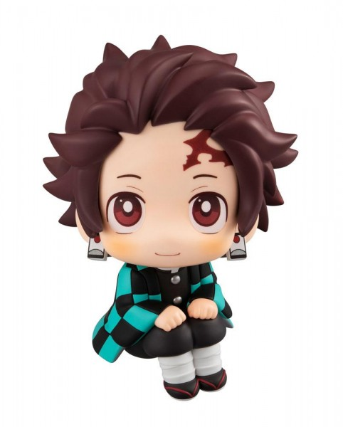 Demon Slayer Kimetsu no Yaiba - Tanjiro Kamado Statue / Look Up: MegaHouse