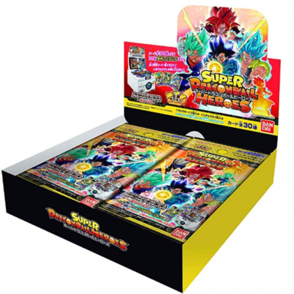 Super Dragon Ball Heroes Ultimate Booster Pack: Bandai