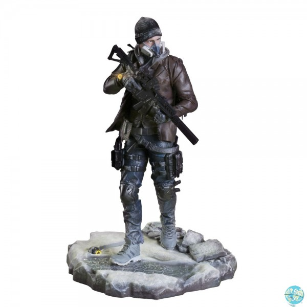 Tom Clancy´s The Division - SHD Agent 24 Statue: UBICollectibles
