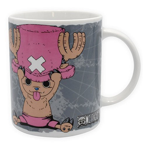 One Piece Tasse Jolly Roger & Chopper - 320ml