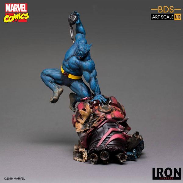 Marvel Comics - Beast Statue / BDS Art Scale: Iron Studios