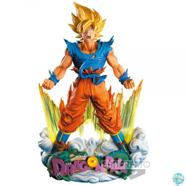 Dragonball - SSJ Son Goku Figur - Master Stars Piece: Banpresto