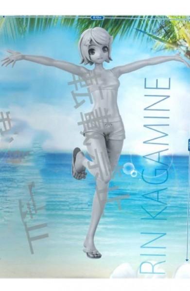 Vocaloid - Rin Kagamine Figur / Summer Version: Sega