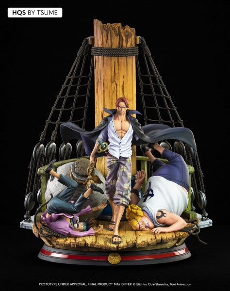One Piece - Shanks Statue / HQS: Tsume