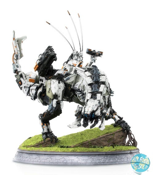 Horizon Zero Dawn - The Thunderjaw Statue: Triforce