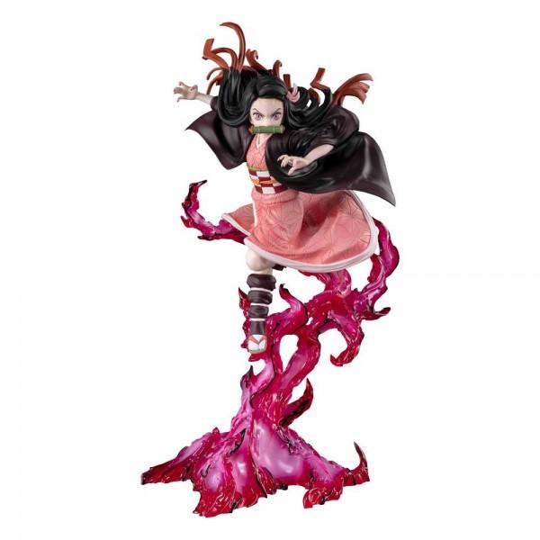 Demon Slayer: Kimetsu no Yaiba - Nezuko Kamado Figur / FiguartsZERO -Blood Demon Art: Tamashii N