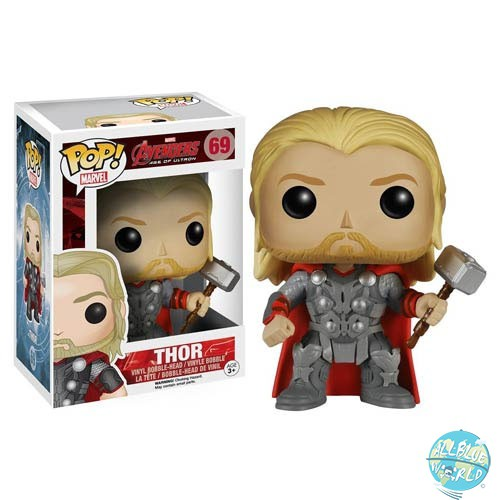 Avengers Age of Ultron - Thor Figur - POP!: Funko