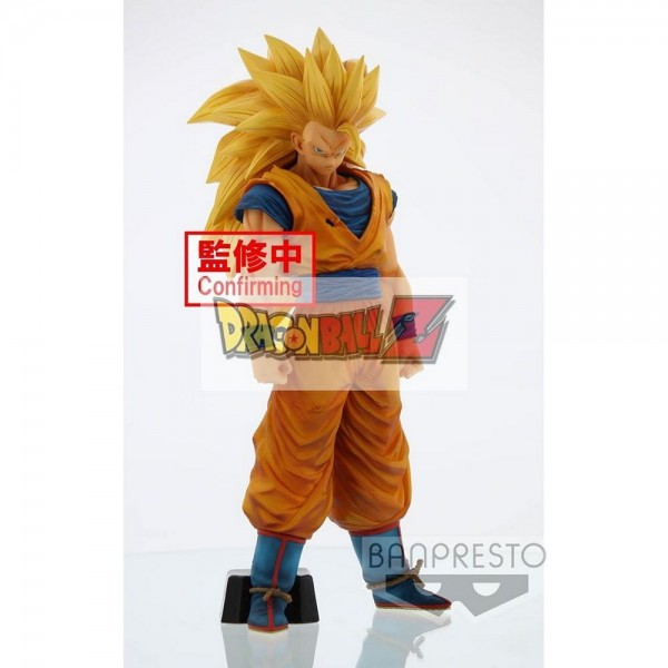 Dragon Ball Z - Son Goku Statue / Grandista nero: Banpresto