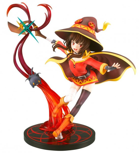 KonoSuba Legend of Crimson - Megumin Statue / Explosion Magic: Surfers Paradise