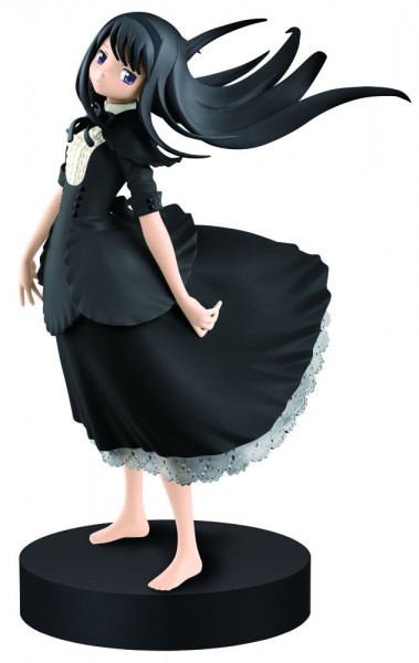 Puella Magi Madoka Magica - Akemi Homura Figur -The Movie Rebellion Ver.: Banpresto