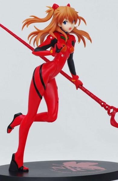 Neon Genesis Evangelion - Asuka Langley Souryuu Figur: Sega