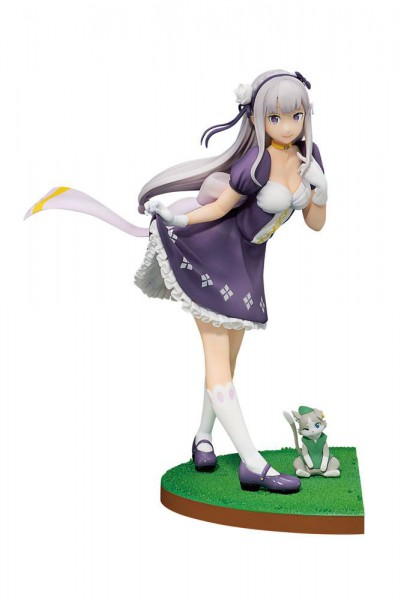 Re:ZERO -Starting Life in Another World - Emilia Figur / Ichibansho: Bandai Ichibansho