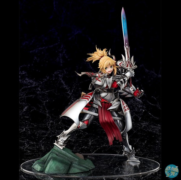 Fate / Apocrypha - Saber of Red Statue [Beschädigte Verpackung]: PHAT!